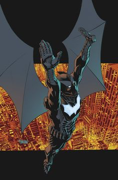 BATWING #30 Written by JUSTIN GRAY and JIMMY PALMIOTTI Art by EDUARDO PANSICA Cover by DAN PANOSIAN