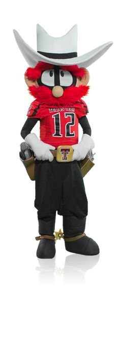 Vote early and often for Raider Red at capitalonebowl.com and daily on Twitter with #CapitalOneRaiderRed to make your mascot number one.