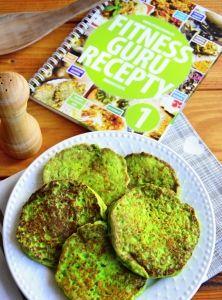 Hráškové placky z gréckeho jogurtu Sprouts, Vegetables, Fitness, Food, Gymnastics, Veggies, Essen, Veggie Food, Vegetable Recipes