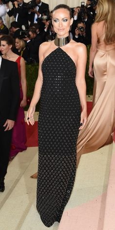 See All the Best Looks from the 2016 Met Gala Red Carpet - Olivia Wilde  - from InStyle.com