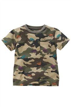 Camouflage Bug T-Shirt