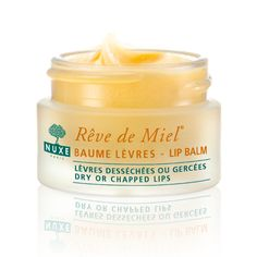 Because one Nuxe product just isn't enough. This lip balm is packed with honey and precious oils, making it super hydrating and perfect for soothing even the most damaged lips. Nuxe Ultra-Nourishing Lip Balm Rêve de Miel ($19)