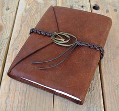 leather journal - Google Search