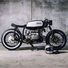 BMW R45 By @relicmotorcycles