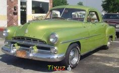 1951 Dodge Wayfarer Business Coupe Klassic 50's
