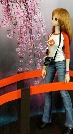 Mirai Suenaga Smart Doll by rc2agog