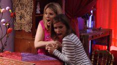 Ghostly 'Ouija' prank sends Natalie, Jenna screaming from psychic