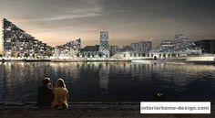 "Massive Ideas To ""breathe Life"" Into Aarhus Harbour With Swimming Baths And Seaside Huts - http://www.interiorhome-design.com/interior-home-design/massive-ideas-to-breathe-life-into-aarhus-harbour-with-swimming-baths-and-seaside-huts.html"