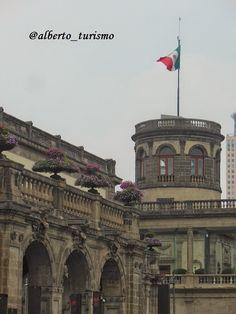 Castillo de Chapultepec, CDMX.