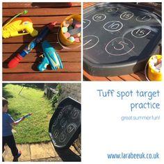 LarabeeUK: |FUN|tuff spot target practice