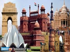 Make Your Best Tour Programs in Delhi From Hyderabad Delhi is the biggest and famous metropolitan city in India. Delhi has many tourist spot for arrange a vacation trip. In this ...