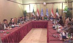 اليمن يرفض الحديث عن أي حل سياسي…: اعتبر وفد الحكومة اليمنية المشارك في مشاورات السلام التي ترعاها الأمم المتحدة في الكويت، أن انسحاب…
