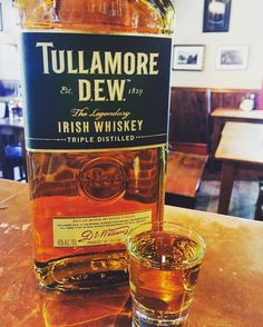 $5 BURGER NIGHT TONIGHT!! Come on in and enjoy the newest addition to our burger night deal ---> $3 Tullamore shots! 8pm-12:30am every Tuesday  by barleyrepublic