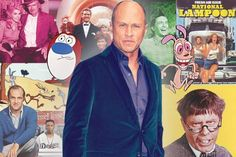 Mike Judge Explains His Cultural Influences -- Vulture