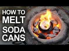 Here is a survival DIY skill that every prepper and survivalist needs to learn. Find out how to melt aluminum cans for casting.