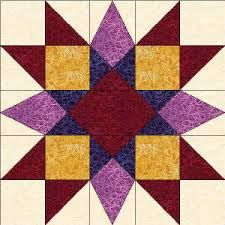 Quilters Corner Club - index of 50 free state quilt block patterns ... : free star quilt block patterns - Adamdwight.com