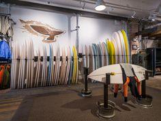 Patagonia Bowery Surf Shop, New York City