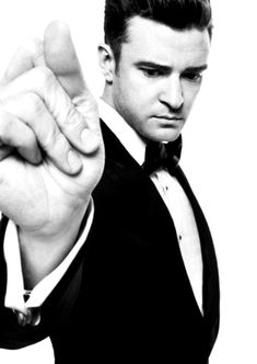 It feels like something's heating up...can I get with you? Justin Timberlake