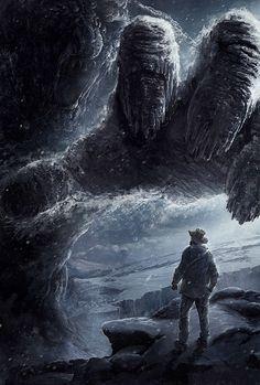 Troll Hunter by  Gordon Waltho