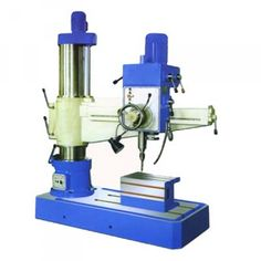 Imported All Gear Radial Drill Machine - Z3050X16