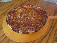 Gino's Chicago Deep Dish Pizza. Photo by sjselhorst728
