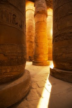 Temple of Karnak ~ Luxor, Egypt
