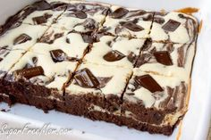 flourless cheesecake brownies-1