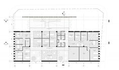 second floor plan new carmen alto modern building architectural designs