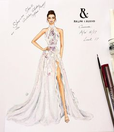 982 個讚,11 則留言 - Instagram 上的 NataliaZ.Liu(@nataliazorinliu):「 Gorgeous Shanina Shaik @shaninamshaik wearing luxurious couture silk organza gown @ralphandrusso… 」