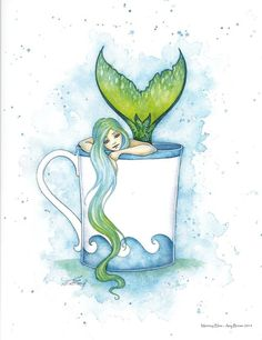 Fairy Art Artist Amy Brown: The Official Online Gallery. Fantasy Art, Faery Art, Dragons, and Magical Things Await. Fantasy Mermaids, Unicorns And Mermaids, Real Mermaids, Mermaids And Mermen, Mermaid Drawings, Art Drawings, Amy Brown Fairies, Dark Fairies, Mermaid Fairy