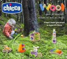 Chicco wood