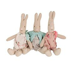 assorted baby bunnies from Pink Olive - $22.00