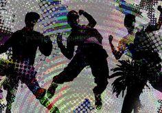 Beastie Boys Wall Art Punk Punk-Dekor Hip Hop von PoolPartyPopArt