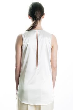 cutback blouse, spring / summer 2013  59€ Fashion Project, Athletic Tank Tops, Daughter, Spring Summer, Blouse, Collection, Women, Women's, Blouses
