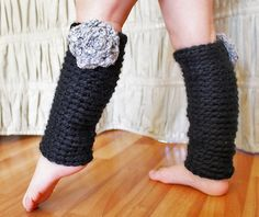 Ravelry: The Chelsea Leg Warmers pattern by Naturally Nora