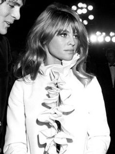 Love Julie Christie! She was so tough and beautiful in 'McCabe and Mrs. Miller.'