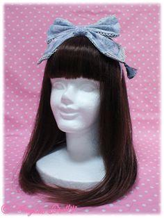 Royal Unicorn Gobelins Alice Band (Gray × lavender) - Japan Shops 39e301fc199