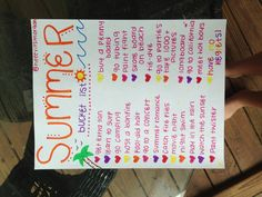 my summer bucketlist!☀🌴🌊👙 my summer bucketlist! Summer Bucket List For Teens, Summer Fun List, Summer Goals, Summer Ideas, Easy Party Games, Frozen Party Favors, Bored Jar, What To Do When Bored, Learn To Surf
