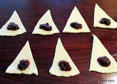 Nejedlé recepty: Sladké plněné rohlíčky Sugar, Cookies, Desserts, Food, Biscuits, Meal, Deserts, Essen, Hoods
