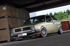 VW Golf #cars #wheels #tyres @alloywheels