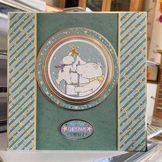 Hunkydory - A Beary Merry Christmas - - Christmas Card (Members Free Gift) Christmas Books, Christmas 2019, Merry Christmas, Hunkydory Crafts, Hunky Dory, The Night Before Christmas, Card Patterns, Free Gifts, Berry