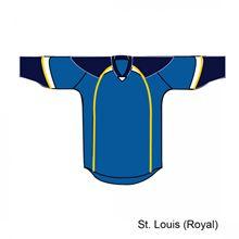 Kamazu FlexxICE 20100 St. Louis Blues TEAM Adult Hockey Jersey