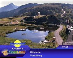Livecam Sonnenkopf - Klösterle, Austria