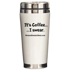 It's Coffee... I swear.