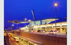 Raleigh-Durham International Airport Terminal 2   Project   Architype