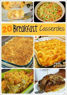 Breakfast Casserole Recipes