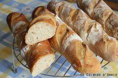 Trucs de cuisine - Faire son pain à la maison en 6 étapes