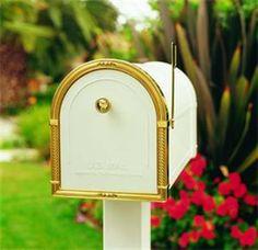 Decorative & stylish mailbox