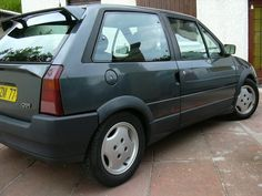Citroen AX GTi .... Long long time ago.., Oke my first new car...