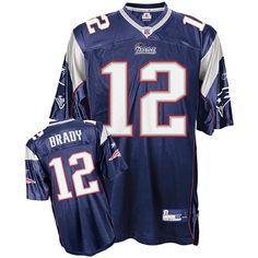 Reebok New England Patriots Tom Brady Authentic Team Color Jersey Nfl Jerseys For Sale, Football Jerseys, Cardinals Nfl, Arizona Cardinals, Patriots Superbowl, Tom Brady News, Nike Nfl, National Football League, New England Patriots